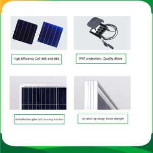 Un grade de qualité 330W 72cellules Poly Modules solaires pour le système solaire