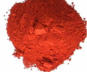 Het Rood van het Oxyde van het lood
