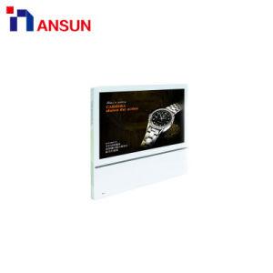 Digital Signage установка на стену ЖК-дисплей для отображения видео рекламы