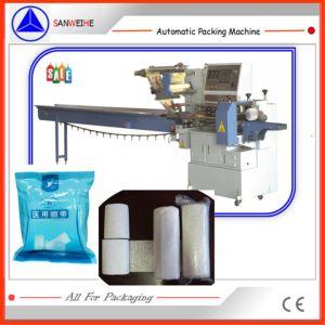 Swsf-450 alimentos congelados de alta velocidad de la máquina de embalaje automático