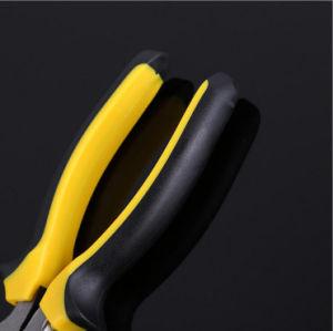 Poignée classique polie Multi-Use Pince à bec long, Nipper pince