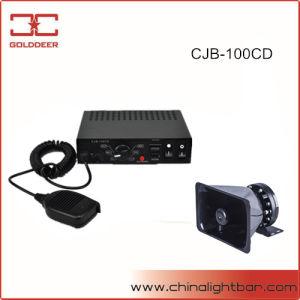Große Leistung-elektronische Sirene-Serie (CJB-100CD)