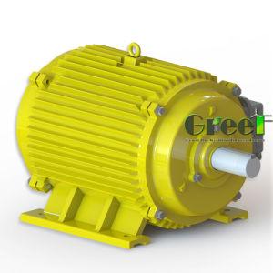3kw AC 3 de bas régime générateur à aimant pemanent de phase pour l'hydroélectricité et l'utilisation du vent