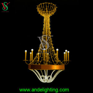 Weihnachtslicht der Leuchter-hängenden Lampen-LED für Hauptdekoration