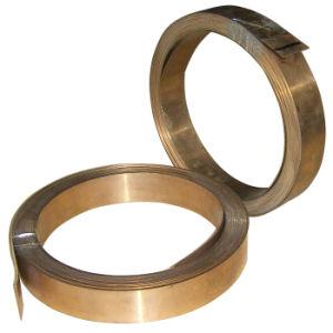 2,5 mm de latón de latón Cuzn36 tira de cinta de bobina