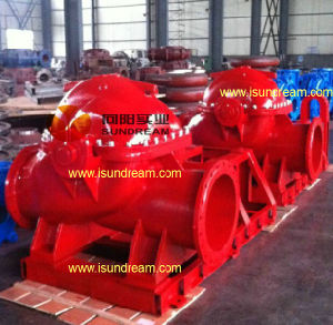 750gpm 90m Fire Fighting Water Pump Set UL/FM Listed