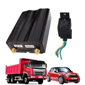 De beste GPS Drijver van de Auto met Ios en Androïde Apps (tk103-kW)