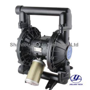 Tipo Explosionproof 379 L/min de Modo Duplo Bomba de diafragma pneumática para a indústria de revestimento