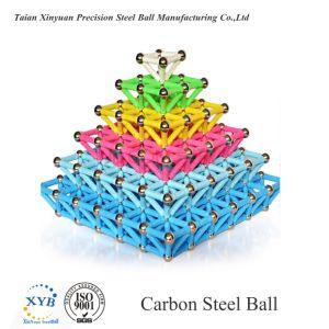 Weiche Kohlenstoffstahl-Kugeln 1/4 der Kugel-AISI1010/1015  G1000 6.35mm Autoteile