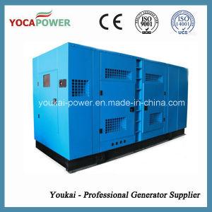 Perkins Engine (2806CE18TAG1A)와 가진 625kVA/500kw Power Silent Diesel Generator Set