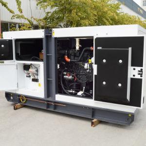 Leiser Typ 35kw Energien-Dieselgenerator mit Cer, Qualität