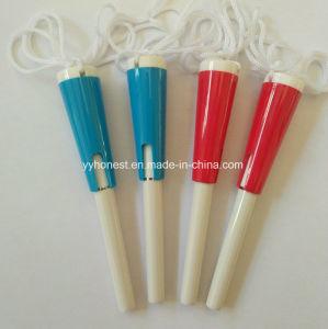 Zhejiang 공급자 승진 방아끈을%s 가진 플라스틱 볼펜