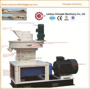 1t/Hリングは木製のペレタイザーの機械装置の木製の餌の製造所を停止する