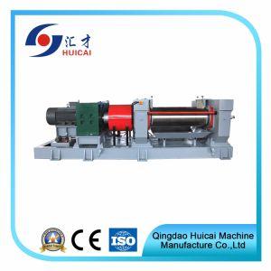 Два цилиндрических резиновых Calending электродвигателя смешения воздушных потоков