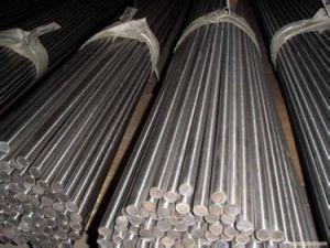 304 316L 17-4pH 2205 de Stevige Ronde Staaf van het Roestvrij staal