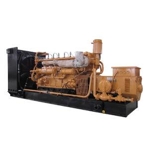 Minder Reeks van de Generator van het Biogas van de Consumptie van de Brandstof 200kw