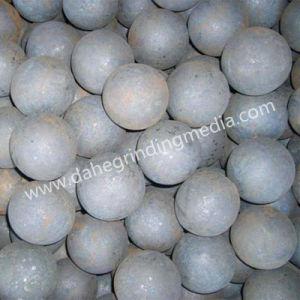 De diámetro. 1-5 de acero forjado de bolas de molienda utilizado en las minas de metal