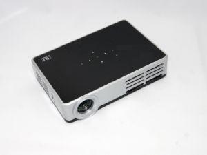 Melhor integrado WiFi no Android suportar 1080P Mini projector DLP DLP600W