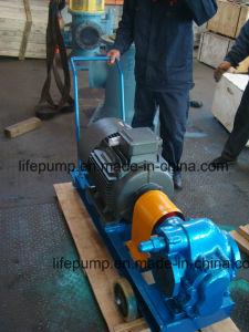 KCB Hydralic proveedor chino de la bomba de aceite de engranajes