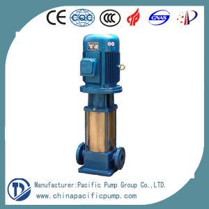 Pompa centrifuga in-linea a più stadi verticale