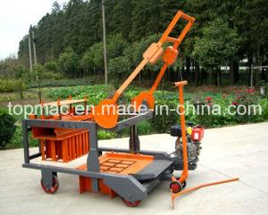 Nigeria Hollow Bloquear la máquina de moldeo (EBM03-6D)