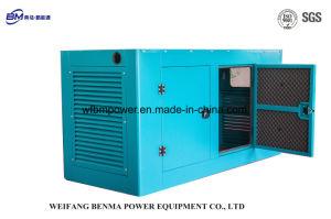 200kw/250kVA Groupe électrogène diesel insonorisé électrique alimenté par le moteur Cummins