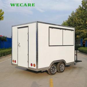 販売のための多機能の移動式食糧カート