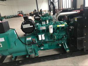 維持すること容易またはMaintainsteyrの発電機セット(120-250KW)に容易