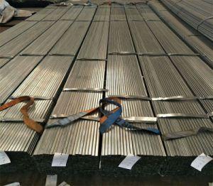 Ss400 St37 St52 бесшовных стальных прямоугольных для скрытых полостей трубопровода