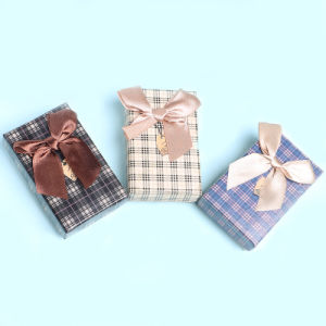 Comercio al por mayor Joyas de papel de embalaje Bolsa Bolsa Bolsa de papel de JP1101