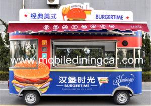 Питание погрузчика Fast Food Ван/мобильных продуктов для погрузчика жареные куриные, пиво, закуски мобильных продуктов киоск по продаже