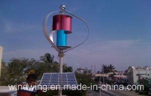 400W24V Maglev Wind-Solar Vertical fora do sistema de grade