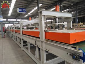 Pee planche plastique Ligne d'extrusion de la machinerie extrudeuse