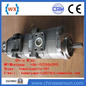 705-55-23030 de la bomba hidráulica para LW250, LW250 de la bomba principal de la grúa 705-55-23030