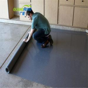 Commerce de gros goujon rond de bonne qualité personnalisé un revêtement de sol en caoutchouc