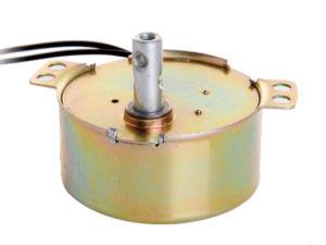 Motor síncrono de baja velocidad para ventilador de refrigeración/calefacción/horno de microondas
