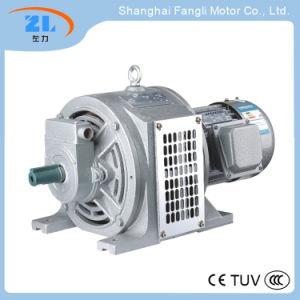 Motore asincrono di Registrabile-Velocità di serie di Yct132-4A Yct tramite l'innesto elettromagnetico