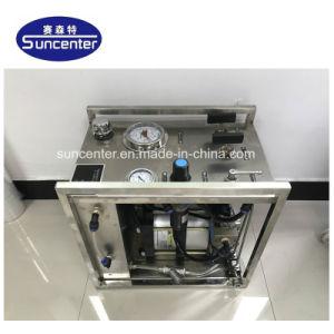 Prueba de presión hidráulica bomba mangueras o tuberías/metro/cilindro