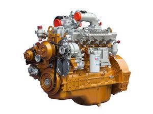 진짜 물 Yuchai 냉각 건축기계 디젤 엔진 Yc6a260 T3