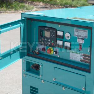 De stille van de Diesel van de Cilinders van het Type 50Hz Zes Eerste Macht Reeks van de Generator 180kav
