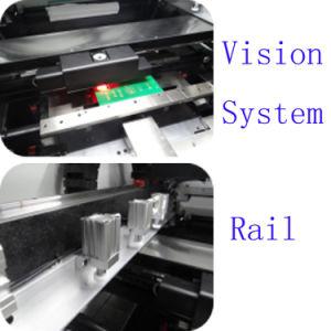 Competitivos y flexibles Serigrafía Impresora Galería de montaje superficial SMT para la línea completa