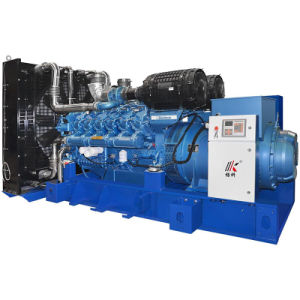 Gloednieuwe Diesel van de Hoogste Kwaliteit Generator Met hoge weerstand