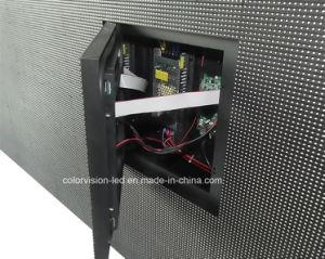 La parte anteriore effettua l'alta visualizzazione del tabellone per le affissioni del contrassegno di definizione LED di SMD3535/SMD2727 P6/P8/P10