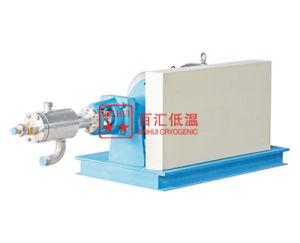Le remplissage des cylindres de dioxyde de carbone de la pompe