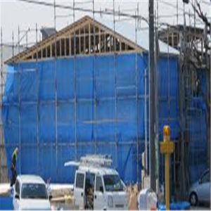 Polyester-Ineinander greifen für Aufbau-Deckel-Gebrauch-Gebäude-Deckel schützt sich