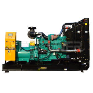 タイプCummins Engine力のディーゼル発電機セットを開きなさい