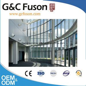 革新的なデザイン製造および工学アルミニウムおよびガラスのカーテン・ウォール