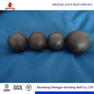 Haute teneur en carbone boule de broyage en acier forgé à bas prix