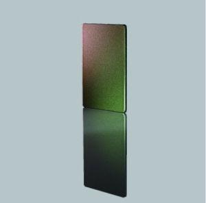 Het vonken van BuitenDecoratie van het Gebruik van het Comité van het Aluminium van de Kleur de Samengestelde