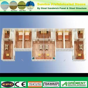 Estructura modular de acero prefabricados / / Móvil / Portátil / Prefabricados / recipiente Home
